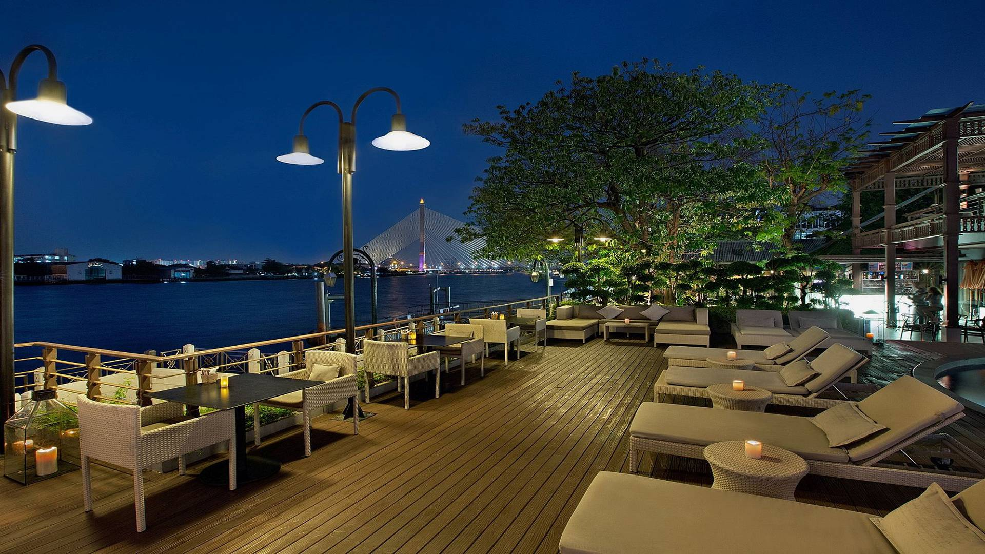 Unique and unparalleled moments hotel riva surya bangkok