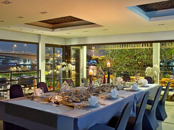 Private parties & events hotel riva surya bangkok